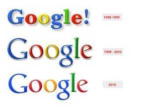 Logo Google 1999 version 9