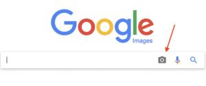 recherche par image sur google