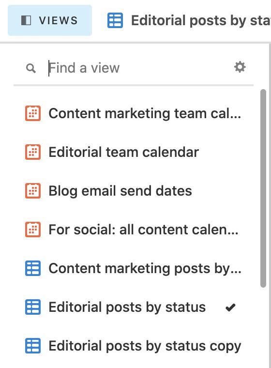 editer posts